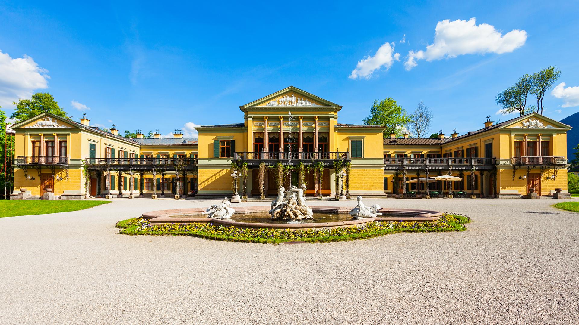 Bad-Ischl-Kaiservilla
